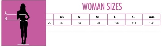 Woman Sizes Blouses2